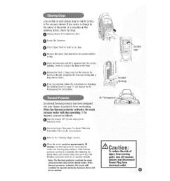 bissell 3760 user manual upright vacuum manuals and guides l0521446 wiring diagram of hoover carpet cleaner [ 1212 x 1574 Pixel ]