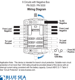 blue sea systems printer accessories pn 5025 users manual wiring diagram 5025 5030 [ 809 x 1140 Pixel ]