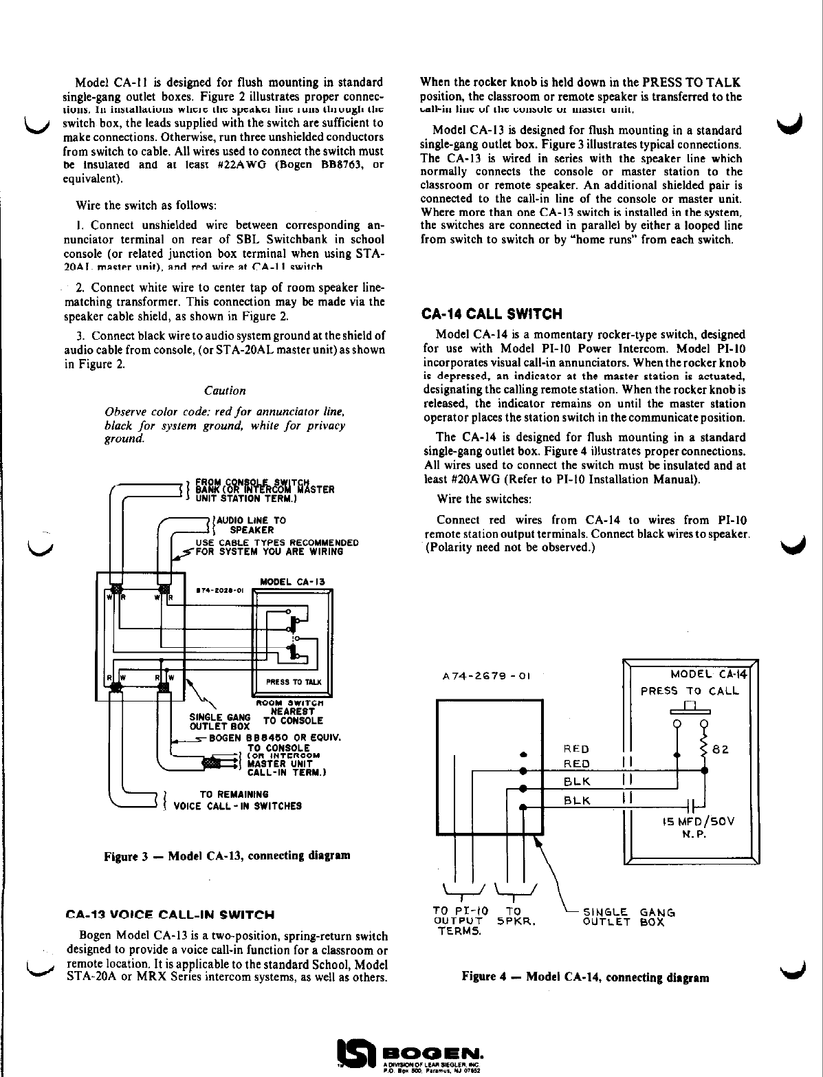 hight resolution of bogen intercom systems wiring diagram