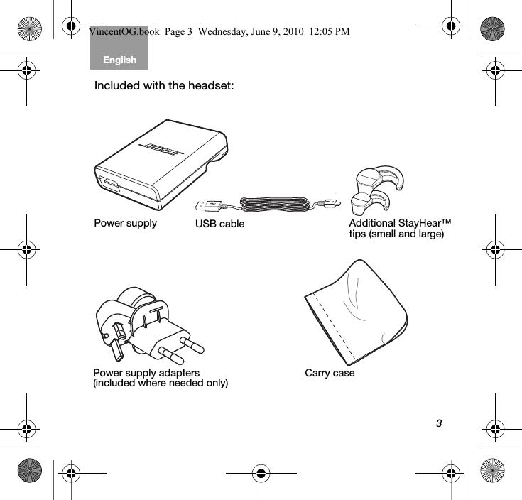 Bose BT1R Bluetooth Headset User Manual Bluetooth Headset