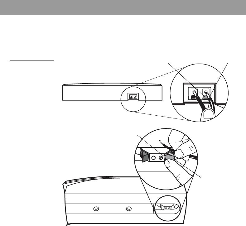 Bose Vcs 10 Users Manual