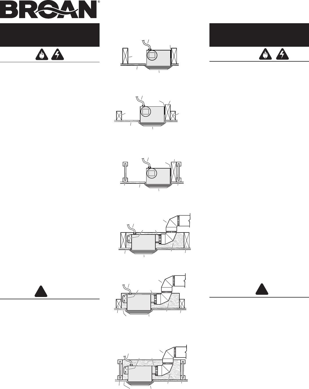 hight resolution of broan exhaust fan wiring diagram model 678