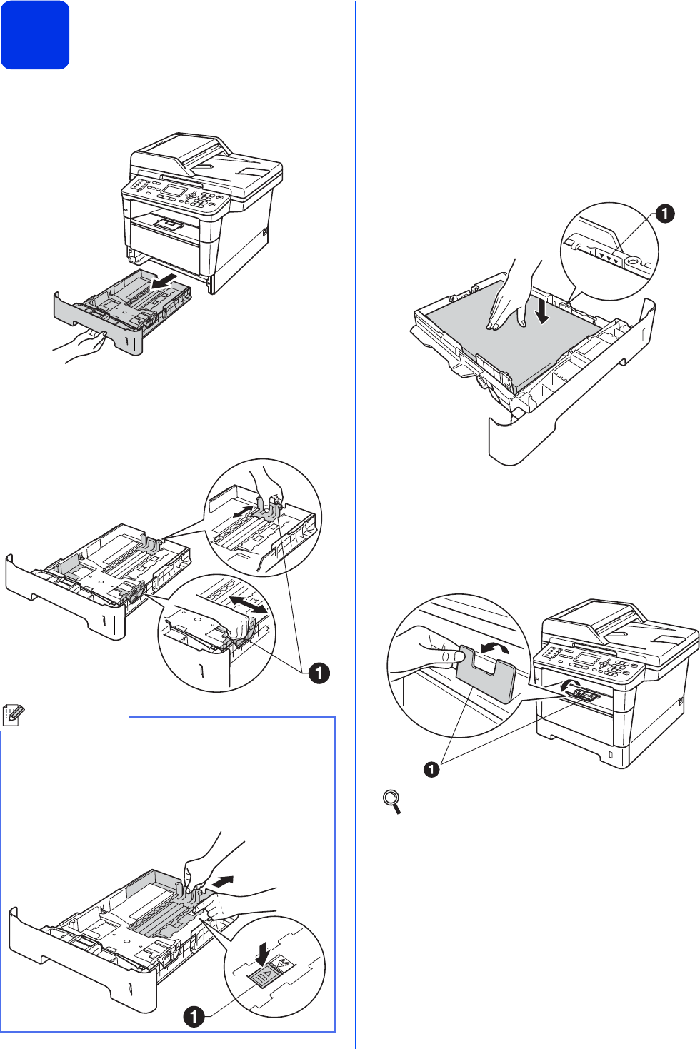 Brother Mfc 8810Dw Quick Start Guide