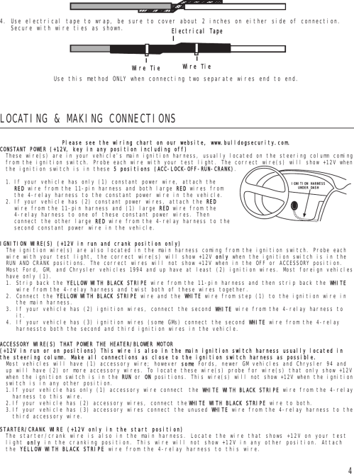 small resolution of page 5 of 8 bulldog security bulldog security remote starter