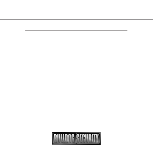 small resolution of bulldog security wiring diagram rs82b