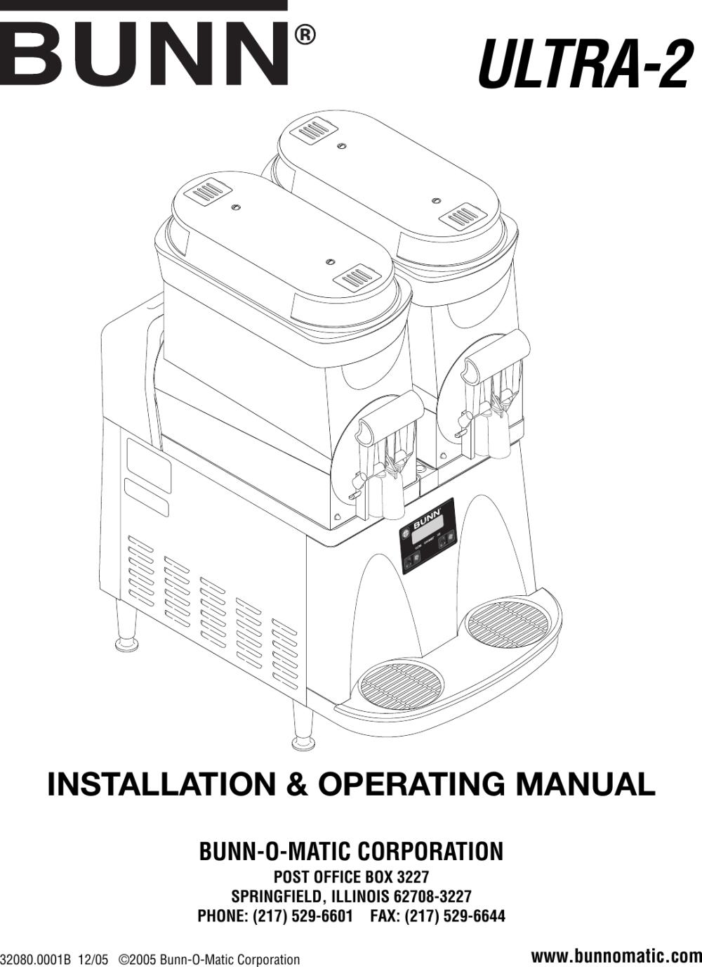 medium resolution of bunn single wiring diagram