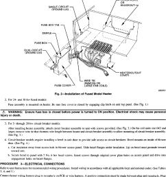 page 3 of 12 carrier air handler auxiliary heater kit manual l0210329 [ 1102 x 1539 Pixel ]