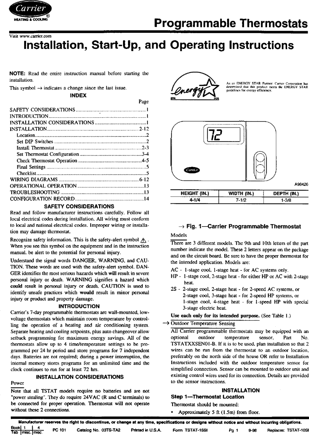 medium resolution of 6 wire thermostat wiring diagram carrier