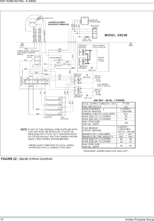 small resolution of need a wiring digram for a evcon coleman furance model eb23b wiring diagram electric furnaces coleman furnace