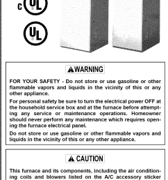 page 1 of 4 coleman evcon ind furnace heater electric manual [ 811 x 1632 Pixel ]