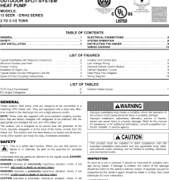 air conditioner heat pump outside unit manual on coleman evcon heat pump wiring  [ 1090 x 1535 Pixel ]