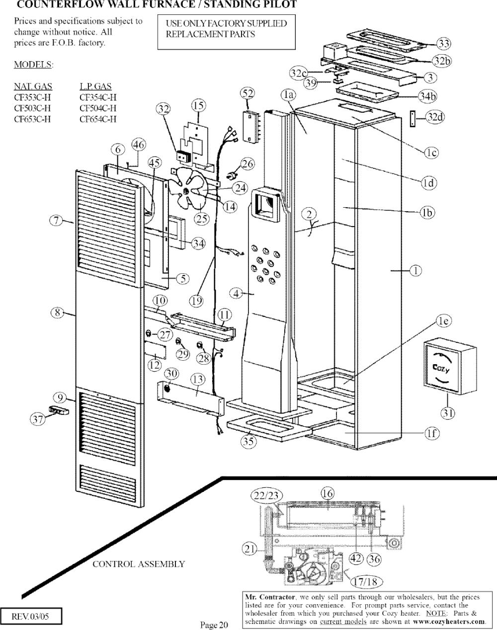 medium resolution of cozy heater wiring diagram model
