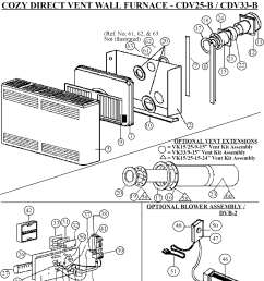 cozy heater wiring diagram model [ 1094 x 1462 Pixel ]