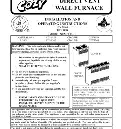 cozy heater wiring diagram model [ 1224 x 1584 Pixel ]