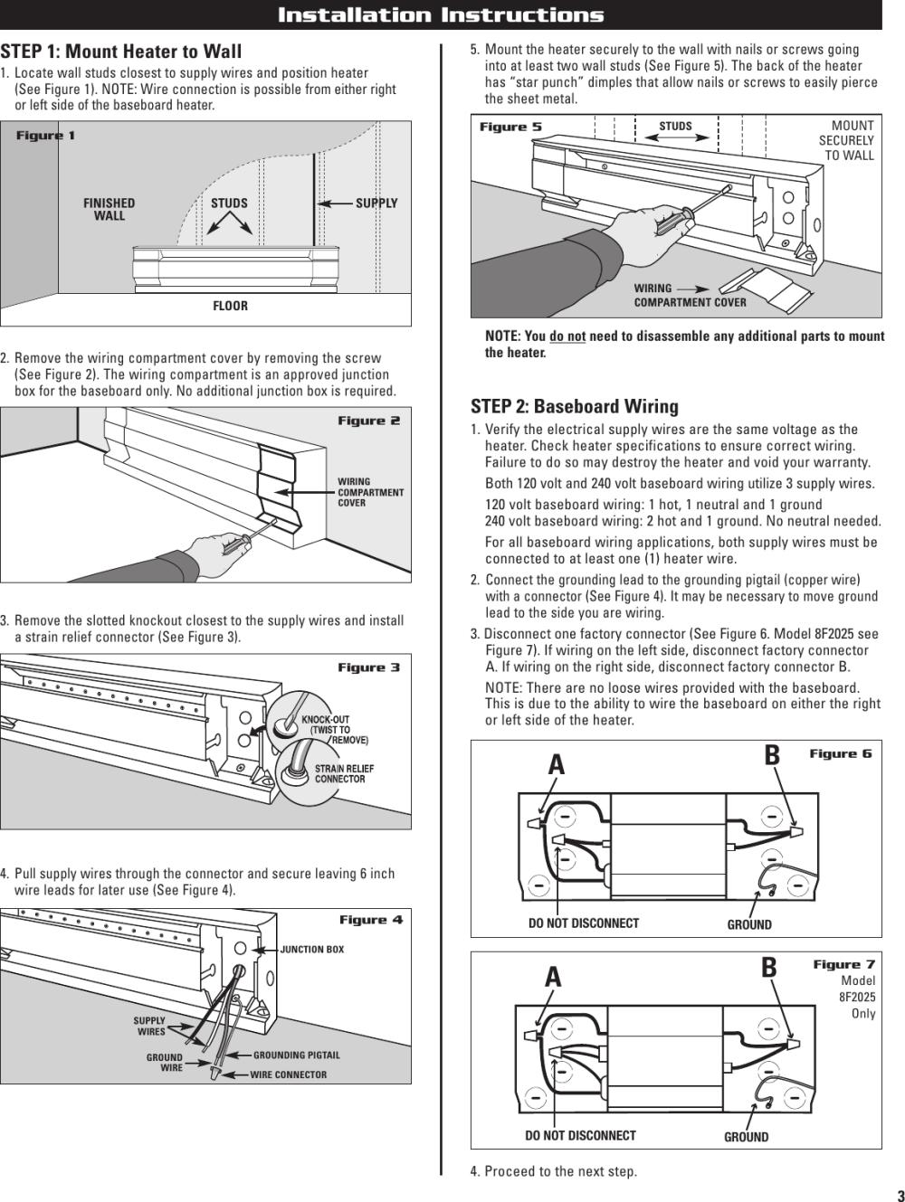 medium resolution of page 3 of 12 cadet cadet 10f2500 users manual 720001