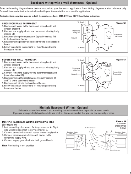 small resolution of page 5 of 12 cadet cadet 10f2500 users manual 720001