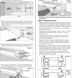 page 9 of 12 cadet cadet 10f2500 users manual 720001 [ 1154 x 1534 Pixel ]