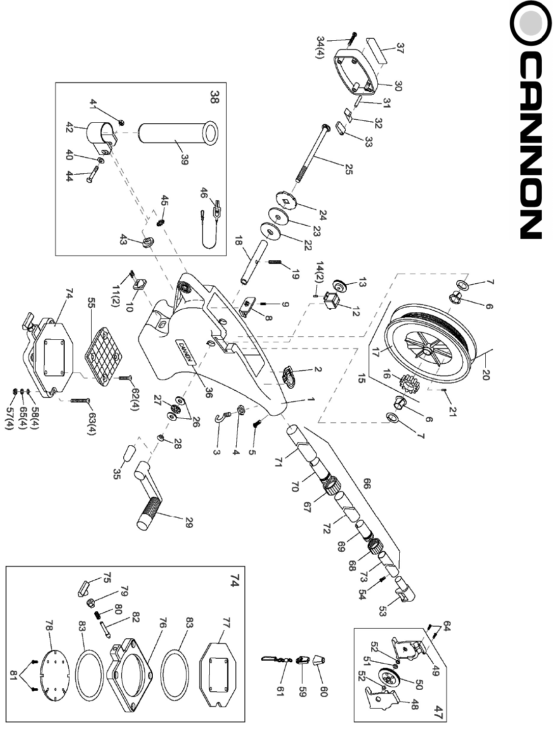 Cannon 10TS User Manual To The Aa12047b efd9 8d34 d92c