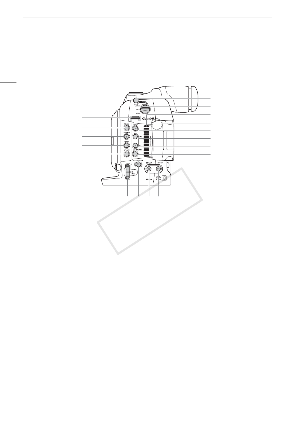 Canon Eos C100 Mark Ii Instruction Manual