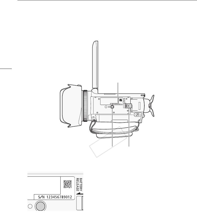 Canon Vixia Hf G20 Instruction Manual