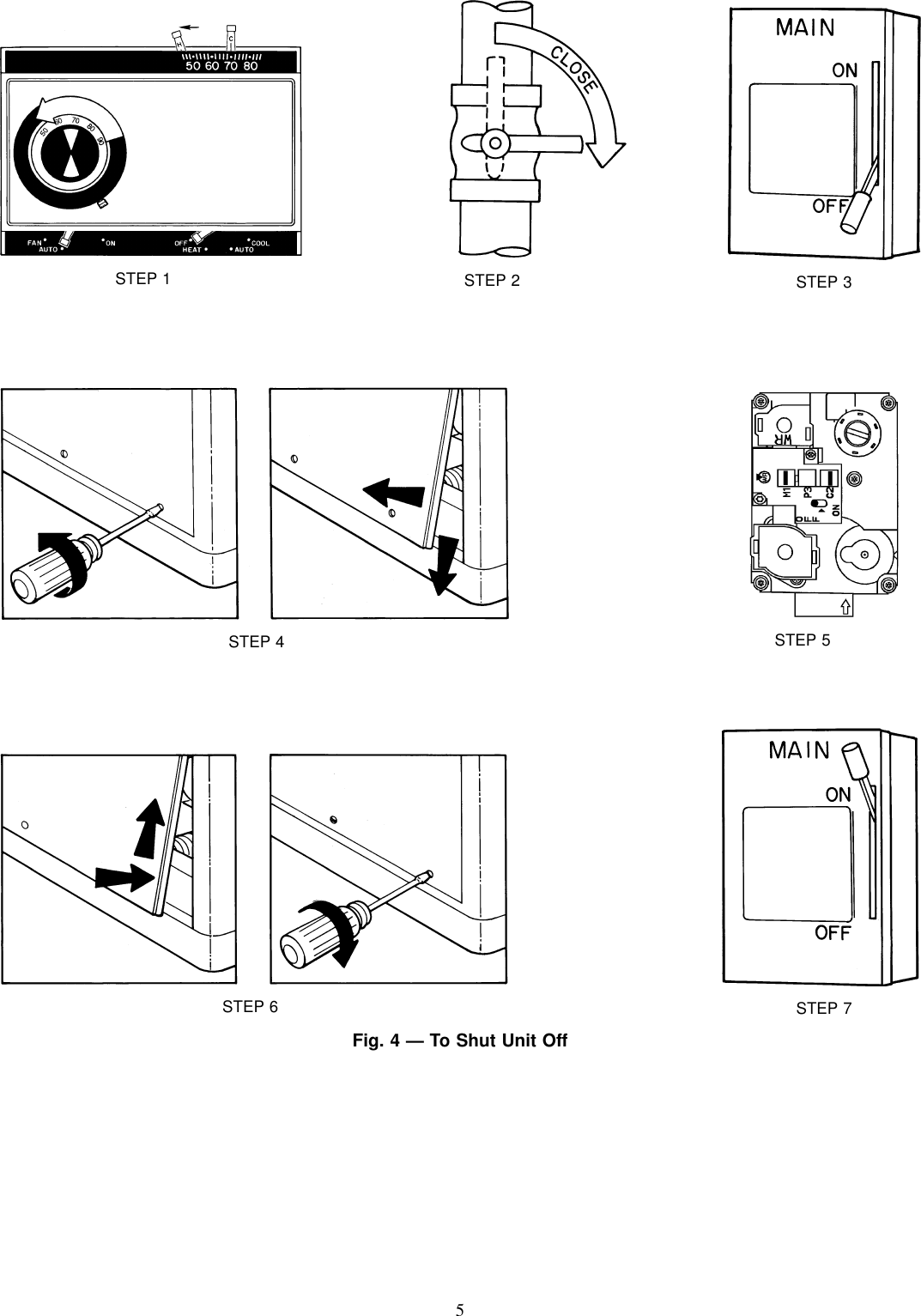 Carrier 48Gs Users Manual