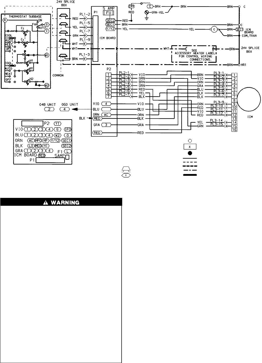 Carrier 50Ss018 060 Users Manual