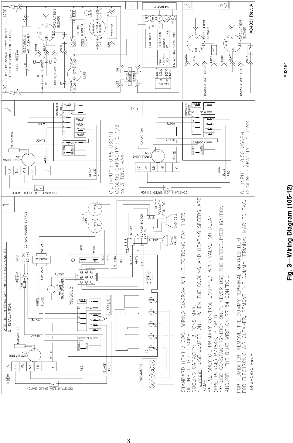 Carrier 58Cma Users Manual
