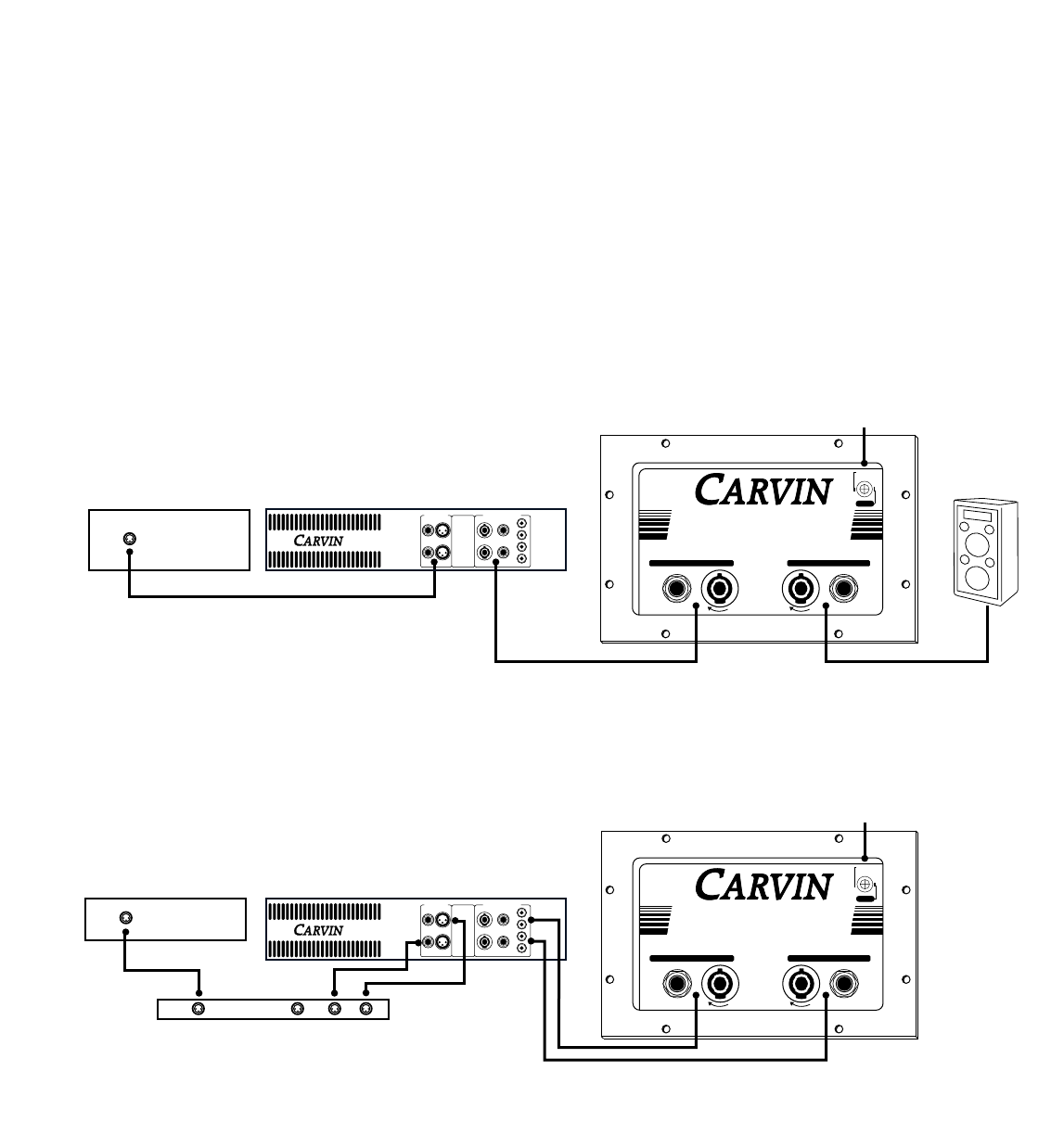 hight resolution of mixer power amp
