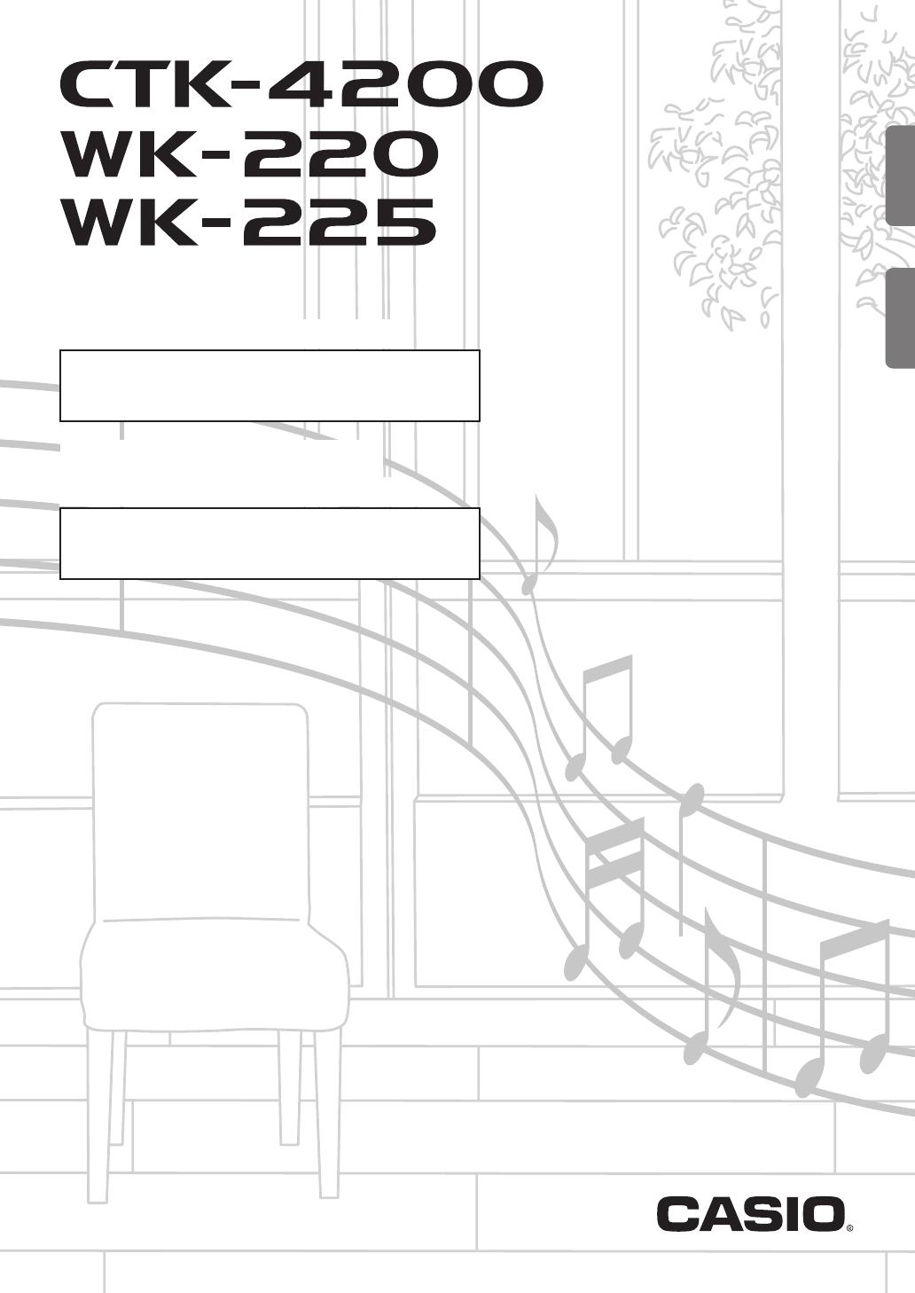 Casio CTK4200_WK220_WK225_s CTK4200_WK220 CTK4200 WK220 ES