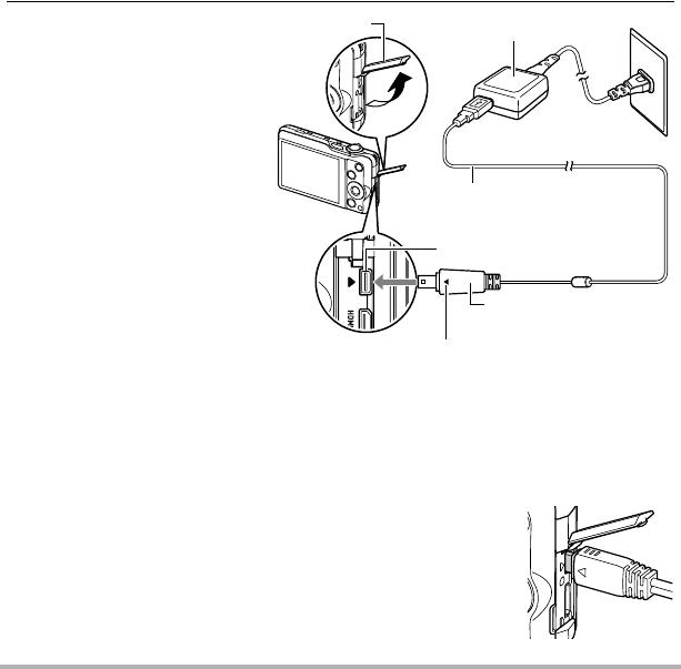 Casio EX ZR15取扱説明書 EXZR15 FC 111020 J Gray