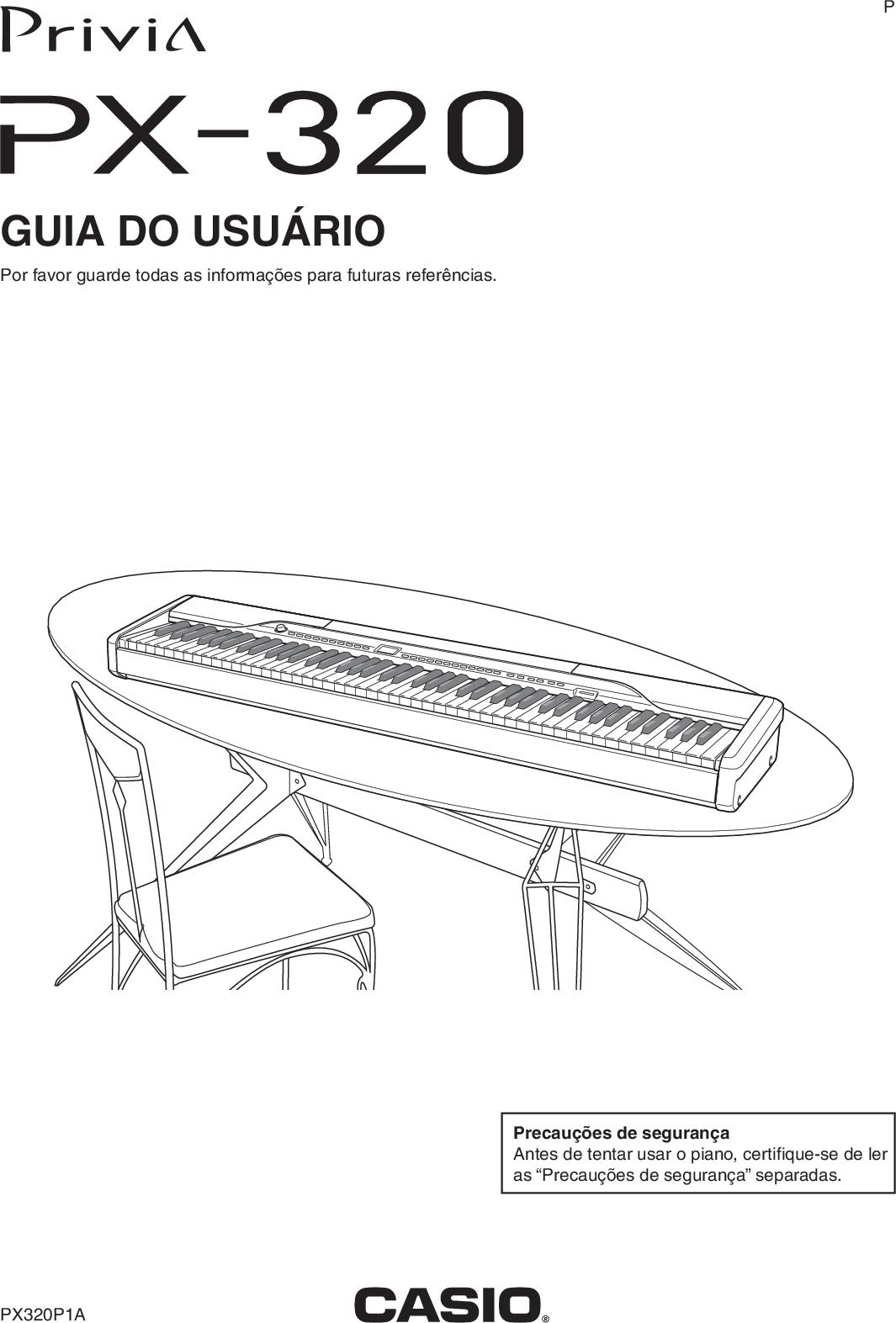 Casio PX320_p PX320 PT