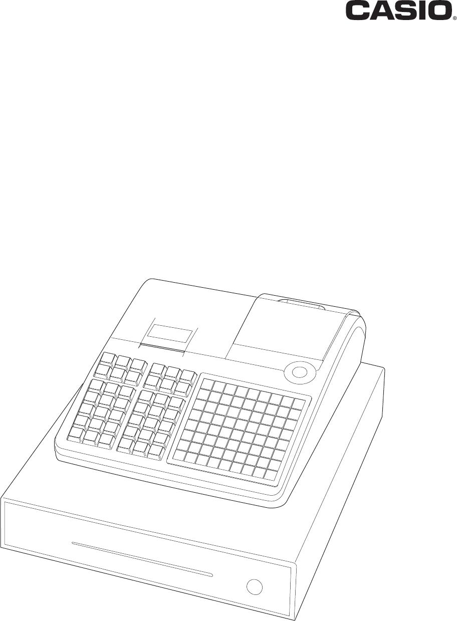 Casio SEC450_EU SEC450 EU EN