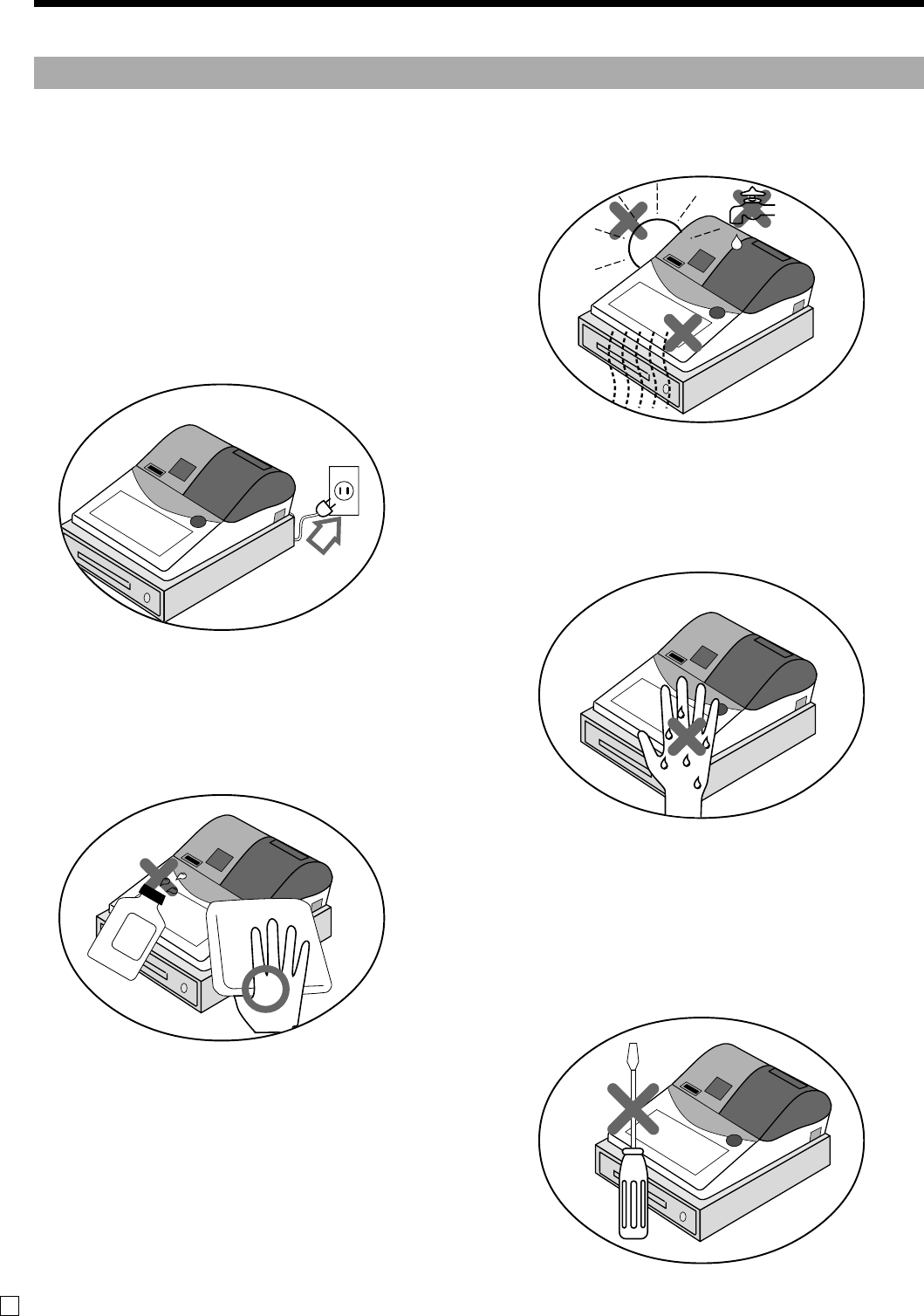 Casio User's Manual TE 2400 DE