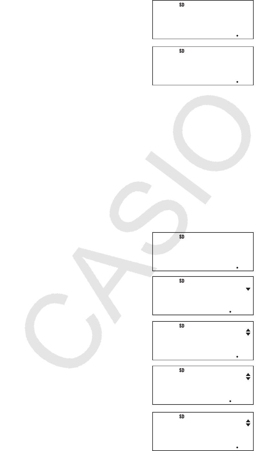Casio Fx 72F
