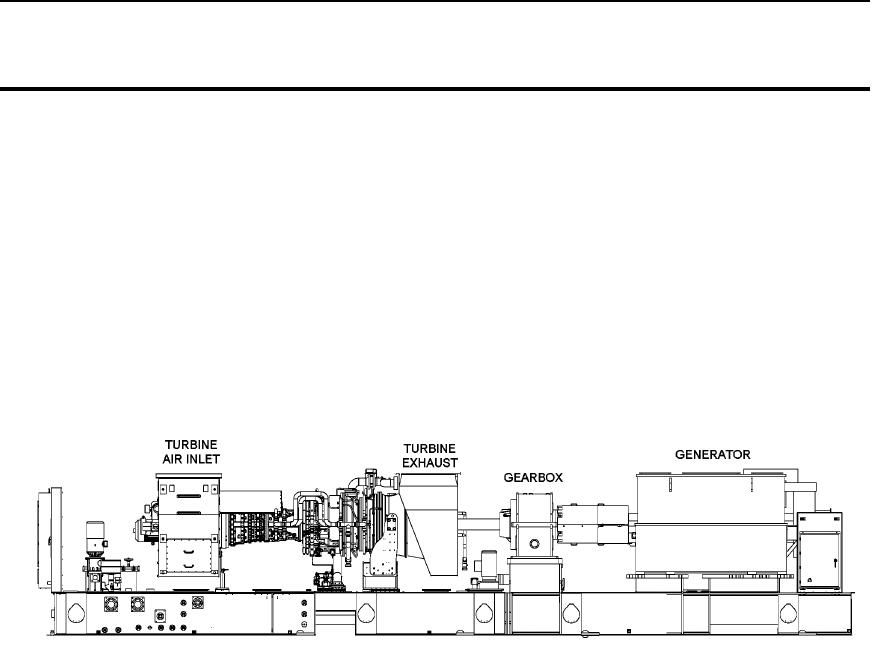 Cat Titan 250 Users Manual Taurus 60 Generator Set