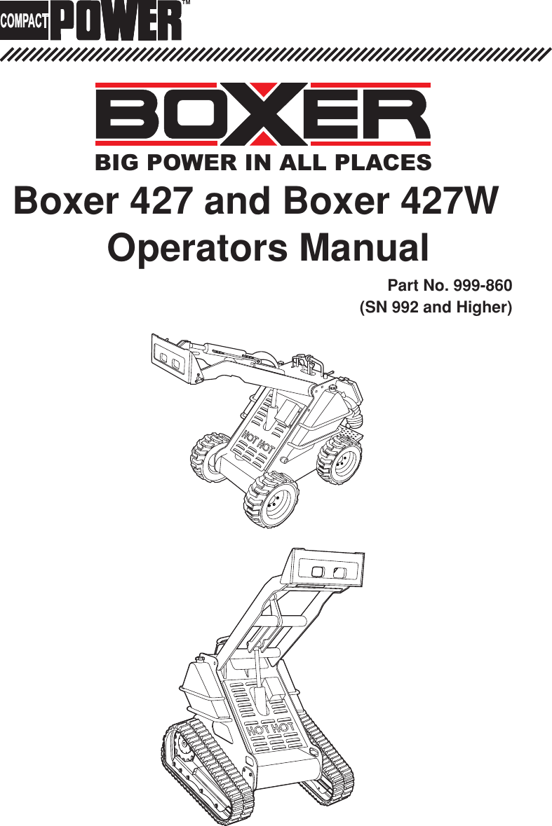 Cellboost Boxer 427 Users Manual Brute V2