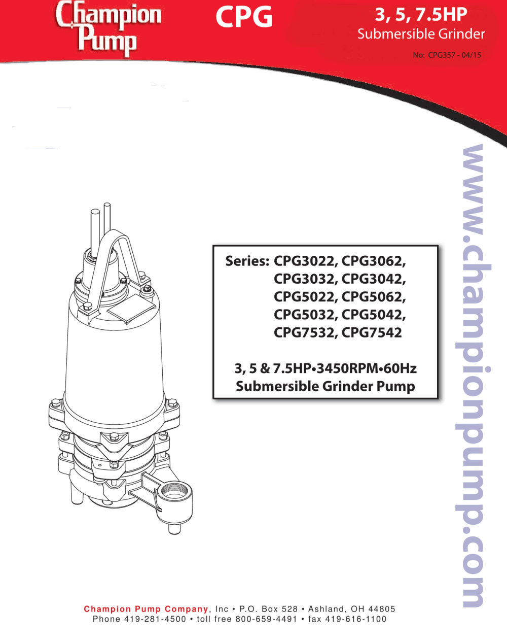 medium resolution of  wiring diagram champion pumps cpg 357 users manual cpg357 on bench grinder exhaust bench grinder safety