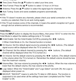 installation guide when the tv is initially powered on a sequence of on screen [ 721 x 1112 Pixel ]