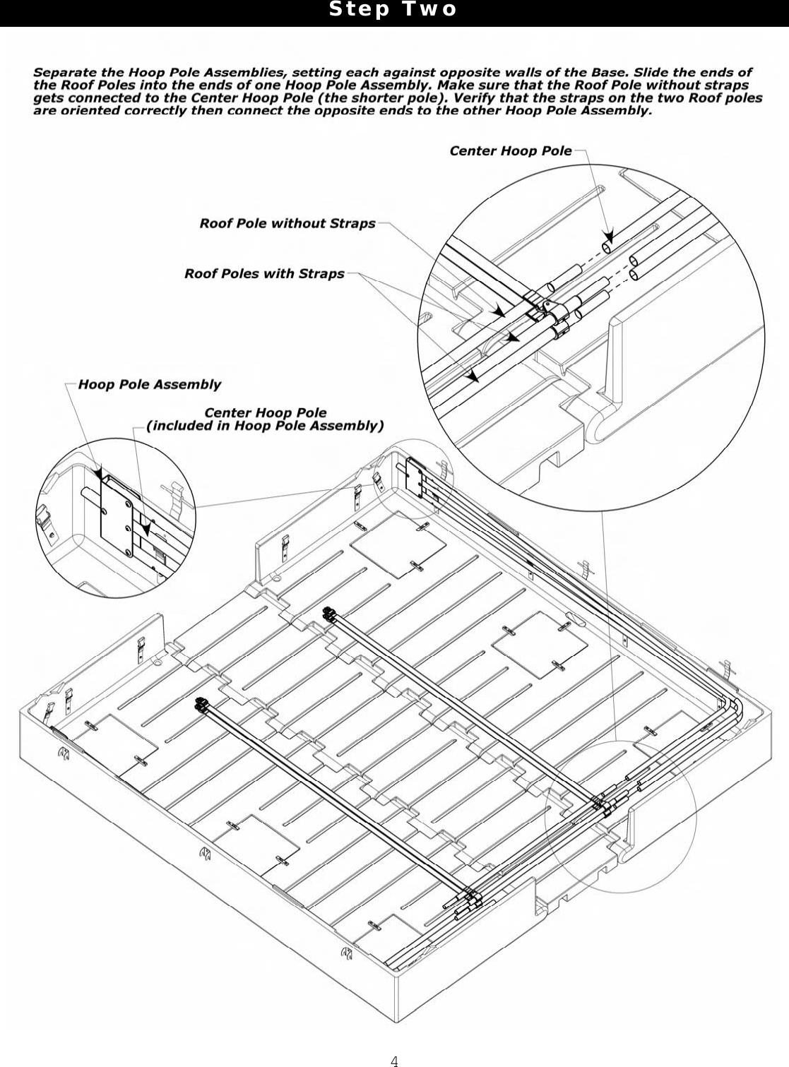 Clam Corp Sleeper 8 0 9 Users Manual ITEM 8200 2000
