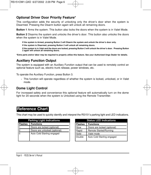 small resolution of page 10 of 12 clarion clarion rs151 users manual rs151ow1 clarion
