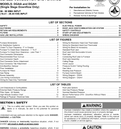 coleman dgaa070bdtb user manual furnace manuals and guides 1302277levcon wiring diagram model dgaa070bdtb 18 [ 1091 x 1559 Pixel ]