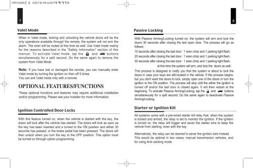 small resolution of page 5 of 12 compustar compustar cm1000a users manual cm1000a