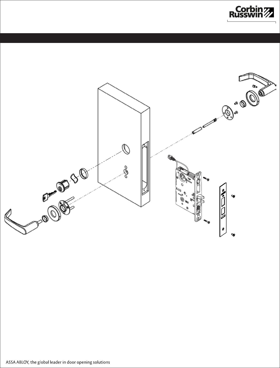 Schlage Wiring Diagrams Primus Wiring Diagram Wiring