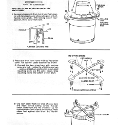 page 4 of 12 craftsman 113178200 user manual 16 gallon home n shop [ 1271 x 1649 Pixel ]