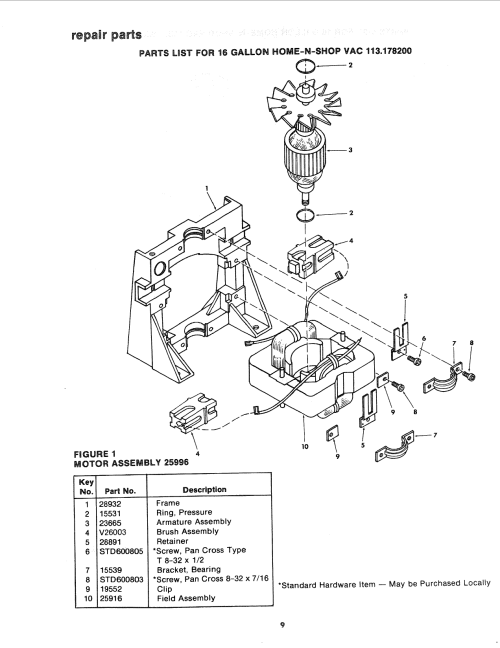 small resolution of shop vac model 2010 wiring diagram wiring diagram today shop vac wiring diagram