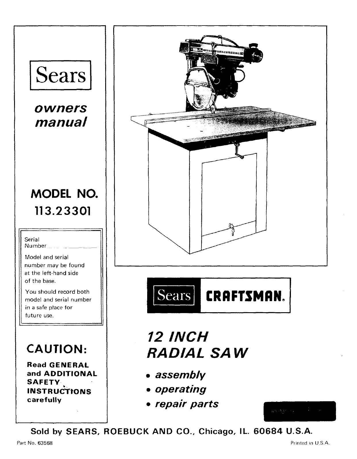 Home & Garden Other Tools & Workshop Equipment Sears