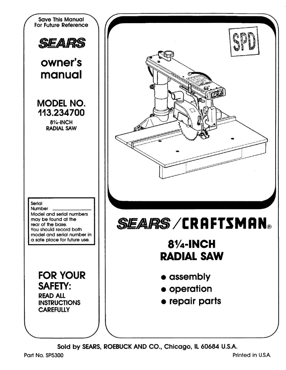 medium resolution of  craftsman radial arm saw wiring diagram free picture on craftsman leaf blower wiring diagram
