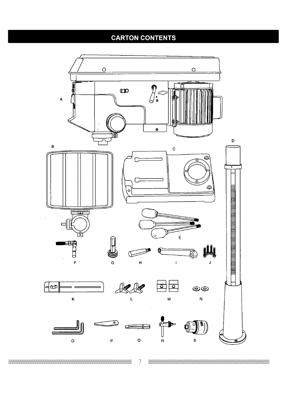 Craftsman 137229200 User Manual 20 DRILL PRESS Manuals And