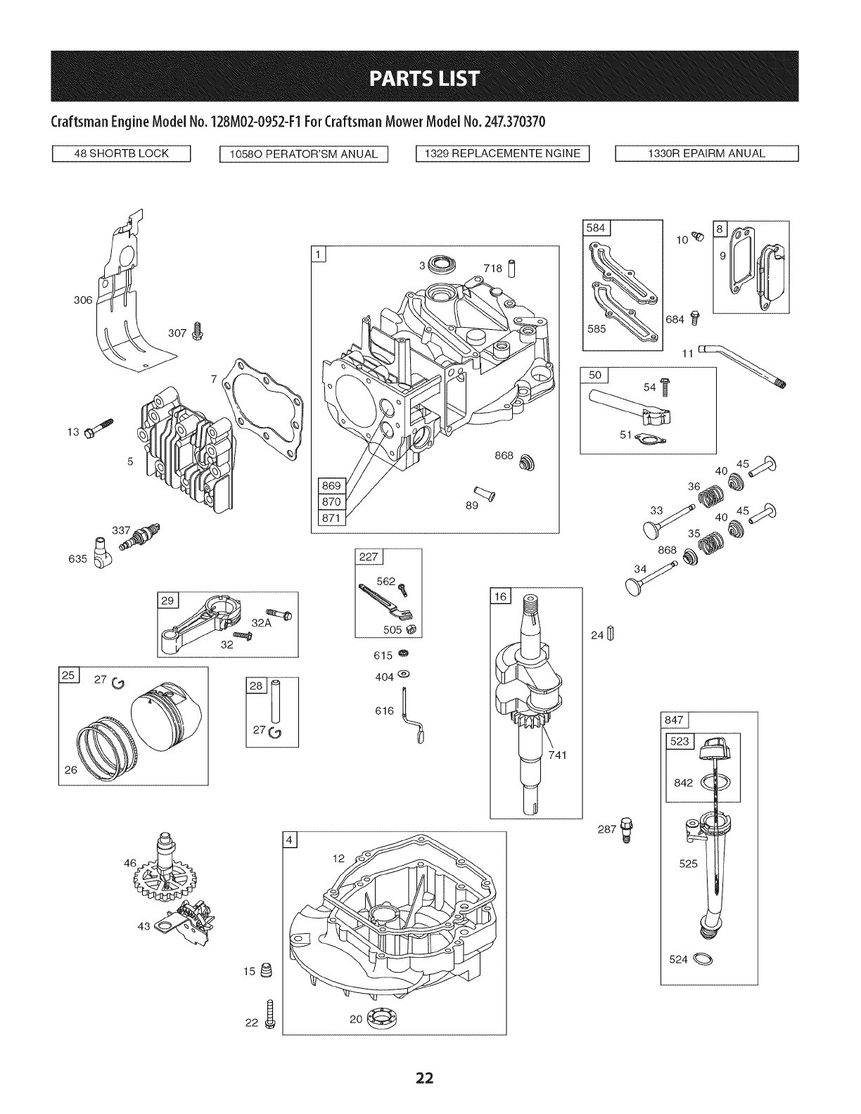 Craftsman 247370370 User Manual MOWER Manuals And Guides