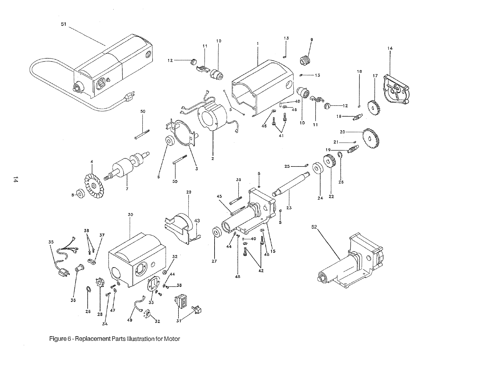 Craftsman 351233731 User Manual PLANER Manuals And Guides